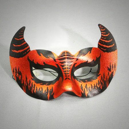Augenmaske Teufel