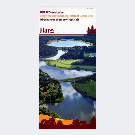 Faltbroschüre UNESCO-Welterbe