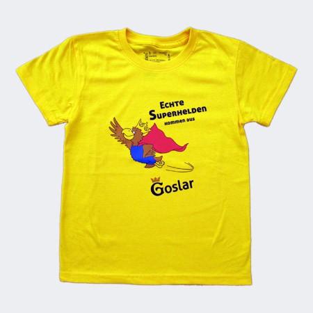 Kinder T-Shirt - Echte Superhelden - Sonderpreis