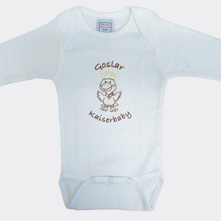 Baby-Body - Goslar Kaiserbaby