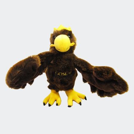 Plüsch-Adler Gosi
