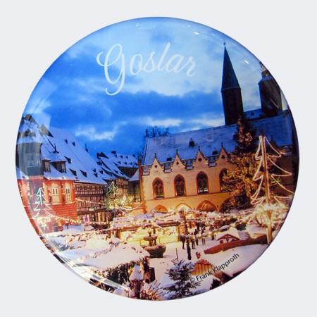 Magnet Goslarer Weihnachtsmarkt
