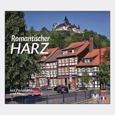Farbbild-Reise Romantischer Harz