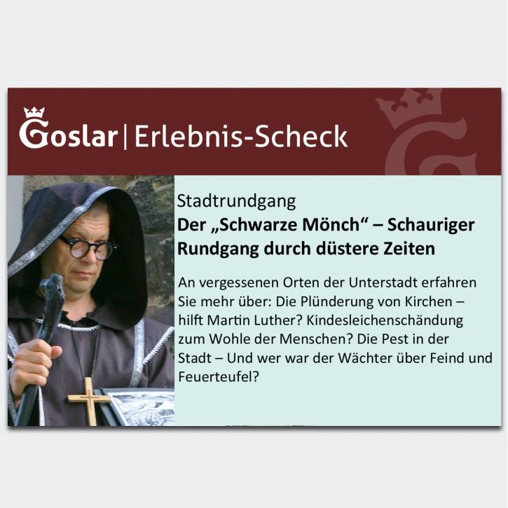 Gutschein - Der schwarze Mönch