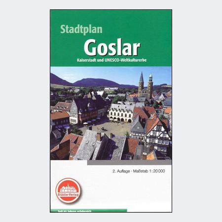 Stadtplan Goslar