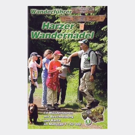 Harzer Wandernadel - Wanderführer