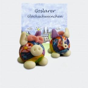 Goslarer Glücksschweinchen