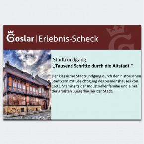 Gutschein - Tausend Schritte durch die Altstadt