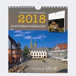 Kalender - Ansichtskartenkalender Goslar -Sonderpreis-