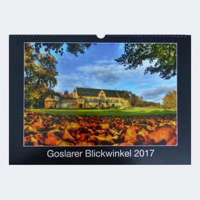 Kalender - Goslarer Blickwinkel 2017 -Sonderpreis-
