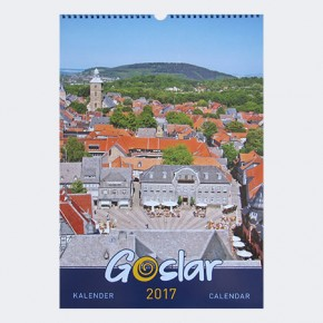 Kalender - Goslar 2017 -Sonderpreis-