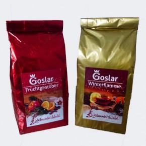 Goslarer Tee - Fruchtgestöber und Winterflamme