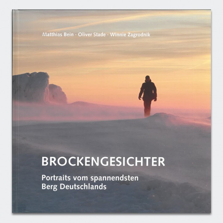 Buch Brockengesichter