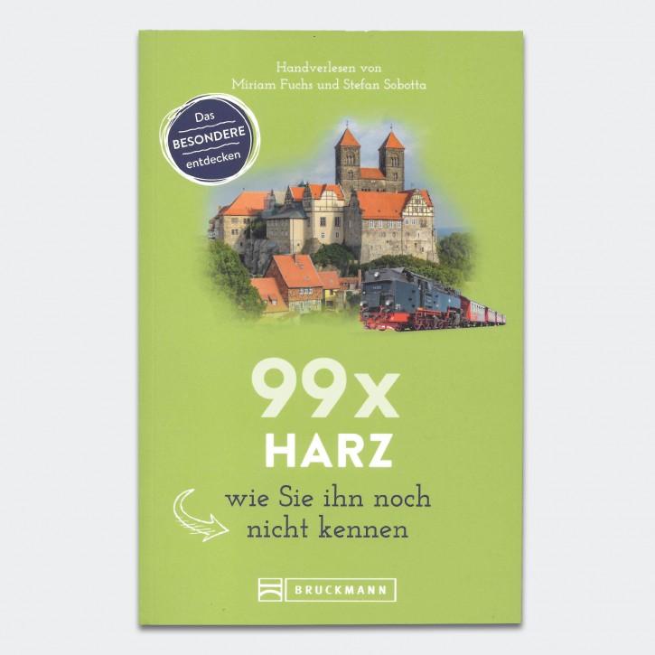 Reiseführer 99 x Harz