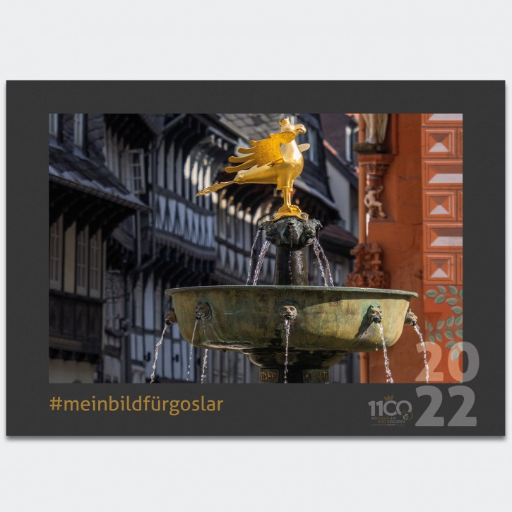 Kalender 2022 - Mein Bild für Goslar