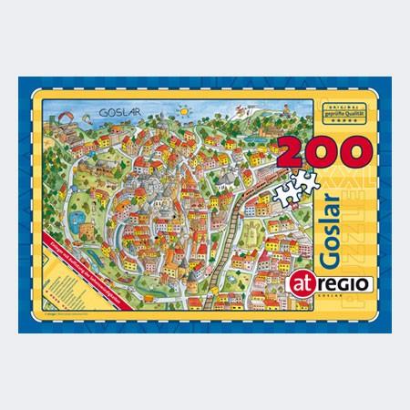 Goslar-Puzzle -Sonderpreis-