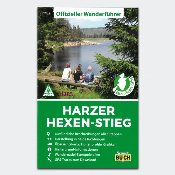 Harzer Hexen-Stieg - Wanderführer