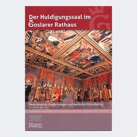Der Huldigungssaal im Goslarer Rathaus